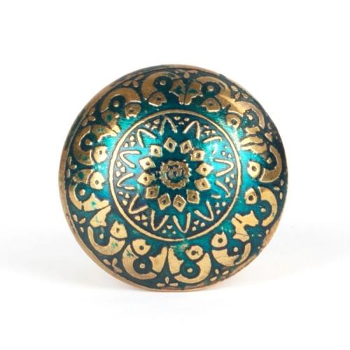Gałka Do Mebli Orient Green